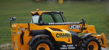 Collier Plant Hire in York