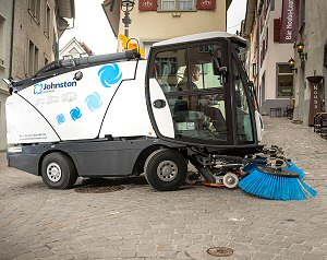 Compact Road Sweeper Hire Bakewell
