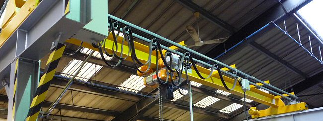 Lifting Equipment Hire and Sales in Sheffield