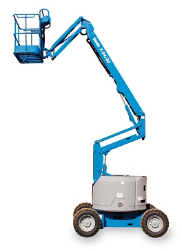 Powered Access Equipment Hire in Skegness