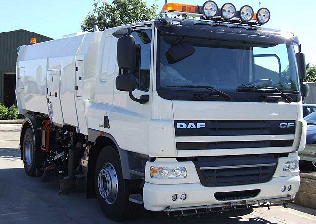 Road Sweeper Hire and Rental in Leeds